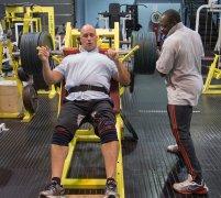 trening siłowy