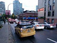 samochody w Vancouver