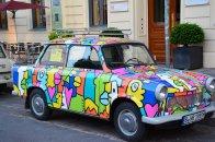samochody - panorama